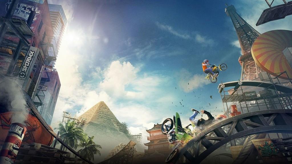 Trials Rising en Nintendo Switch se queda lejos de alcanzar la calidad de Xbox One según estos vídeos e imágenes comparativas