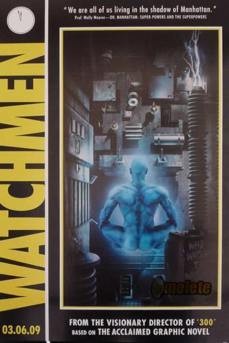 Foto de 'Watchmen', nuevos posters (6/7)