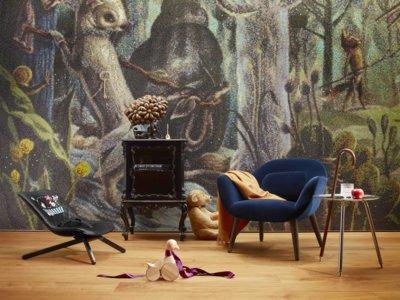 Colección Parents de Marcel Wanders para CYBEX, espectacular diseño en muebles para bebé