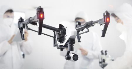 Los drones DJI empiezan a probar un sistema de restricciones de vuelo basado en GPS