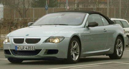 BMW M6 Cabrio y restyle de la Serie 6
