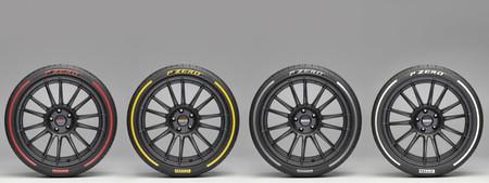 Pirelli P Zero prueba contacto