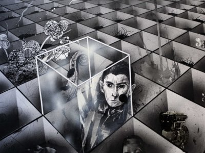 Zorro Rojo celebra el centenario de 'La metamorfosis' de Kafka con una nueva edición
