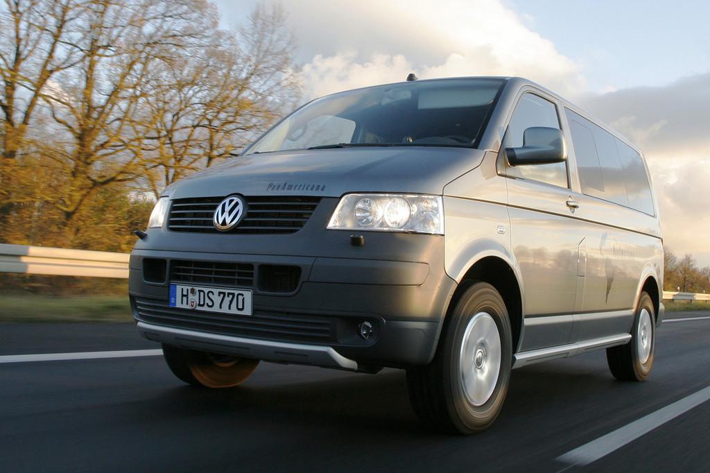 Volkswagen Multivan Panamericana (5/6)