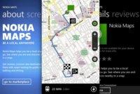 Aparecen las primeras imágenes de Nokia Maps para Windows Phone 7