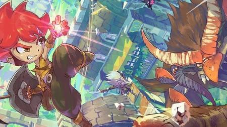 Town es el nuevo RPG a cargo de Game Freak, los creadores de Pokémon, para Nintendo Switch