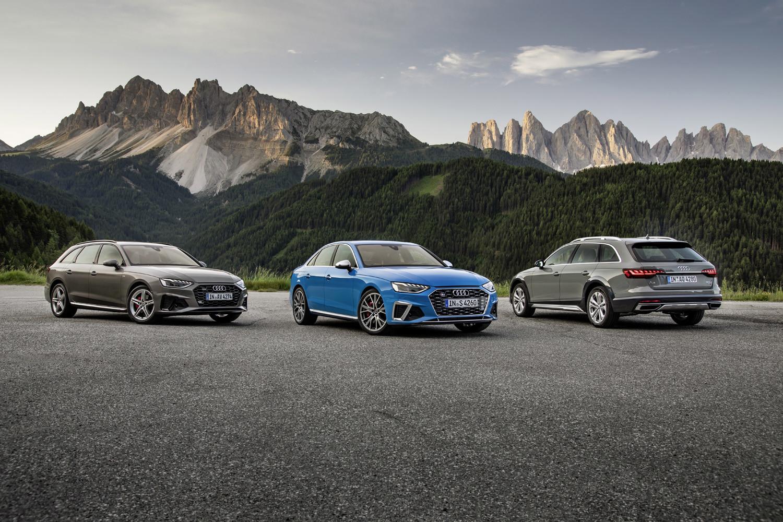 Foto de Audi A4 2019, toma de contacto (1/85)