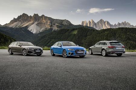 Audi A4 2019, toma de contacto