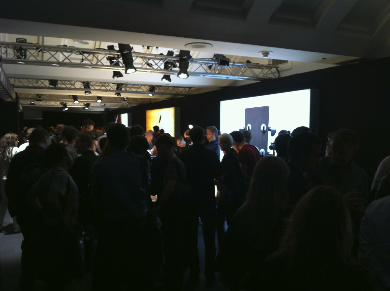 Foto de Evento Apple 1 de Septiembre (12/12)