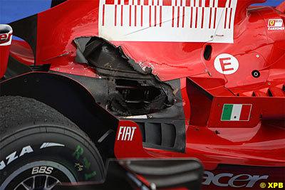 Raikkonen cambiará el motor para Silverstone