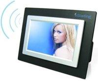 eStarling LCD Frame, marco con Wi-Fi
