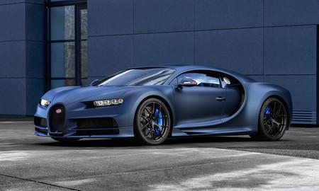 Bugatti Chiron 110º aniversario, edición especial