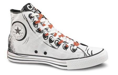 Converse y su colección Chuck Taylor del Dr. Seuss