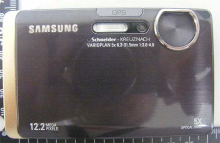 Samsung ST1000, cámara de fotos que llegará con WiFi y GPS