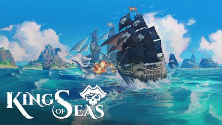 King of Seas, uno de piratas que promete islas perdidas, tesoros y un mundo generado por procedimientos