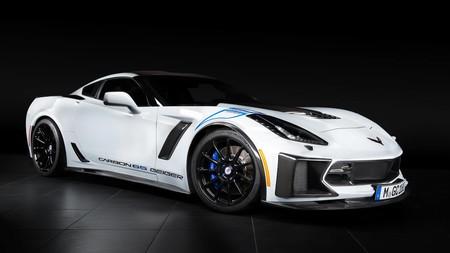 GeigerCars atiborra el Chevrolet Corvette Z06 de potencia, par y fibra de carbono