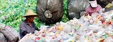 España tiene un problema con sus residuos plásticos. Cada vez menos países quieren quedarse con ellos