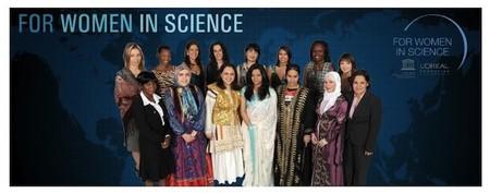 """La ciencia necesita a las mujeres: """"For Women in Science"""""""