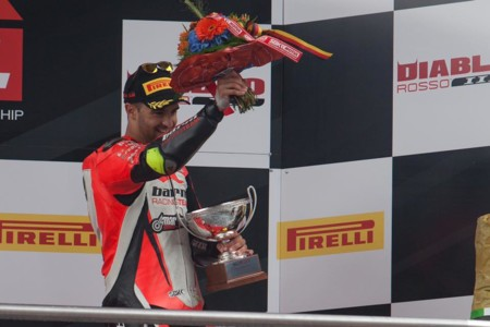 Xavi Fores Lausitzring Wsbk 2016