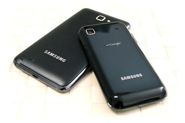 Samsung manda