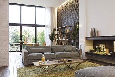 Separar ambientes la disposici n de los muebles for Mamparas para dividir ambientes