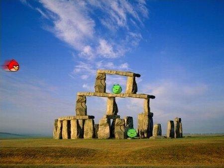 Stonehenge antes de la catástrofe