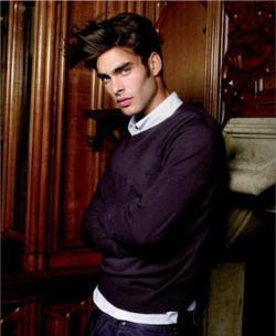 Jon Kortajarena, el mejor modelo español
