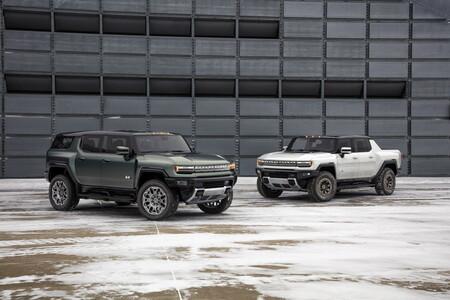 GMC Hummer EV SUV 2024 en 53 fotos: más detalles y capacidades del nuevo SUV eléctrico que revive a Hummer