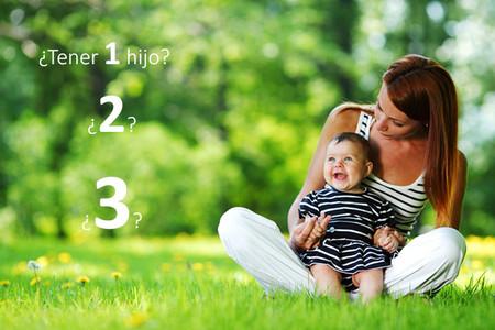 ¿A qué edad debes ser madre por primera vez si quieres tener uno, dos o tres hijos?