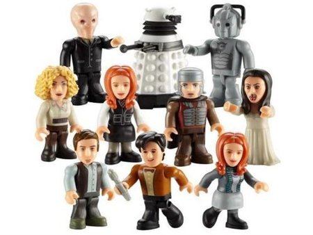 Figuras Doctor Who