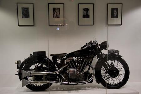 Brough Superior SS100, el Rolls Royce de las motos de nuevo en el mercado