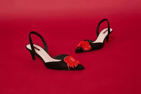 Las rebajas de Uterqüe comienzan por los pies (con sus zapatos)