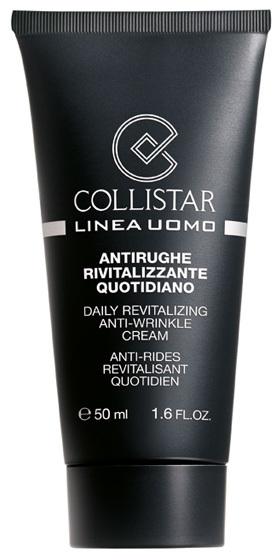 Probamos el Anti-arrugas Revitalizante de Día de Collistar Uomo