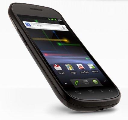 Nexus S presentado oficialmente junto a Gingerbread