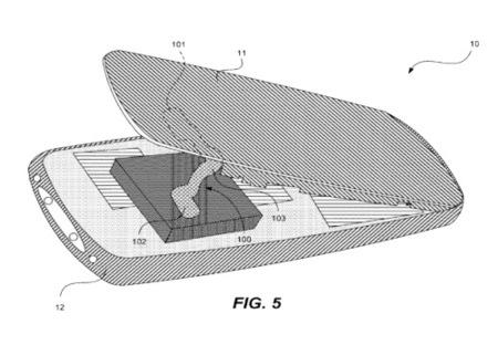 patente etiqueta apple