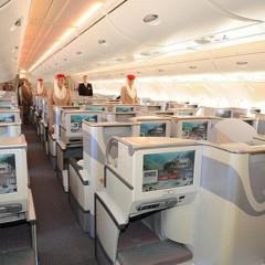 Foto 2 de 8 de la galería emirates-airlines-a380 en Trendencias