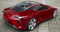 El sucesor del Lexus LFA está en desarrollo