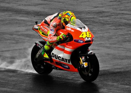 Valentino Rossi Ducati 2