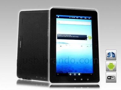 Los tablets empiezan a apuntarse al 3D sin gafas