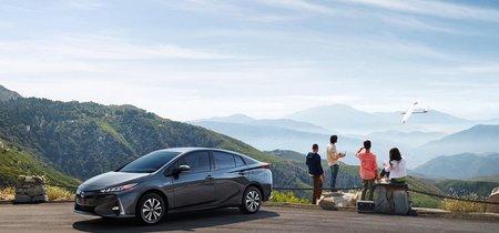 El Toyota Prius Prime amenaza al Nissan LEAF con convertirse en el enchufable más vendido en 2017