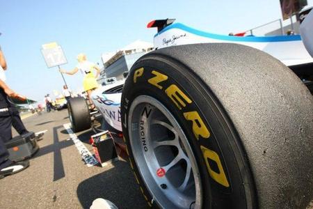 Pirelli probará los neumáticos durante el mes de agosto