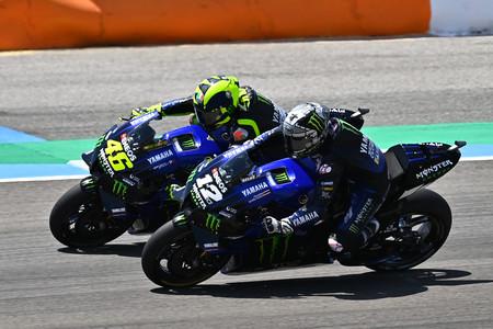 Vinales Rossi Andalucia Motogp 2020