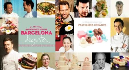 Barcelona Degusta 2015, disfruta muy pronto de este Festival Gastronómico Popular