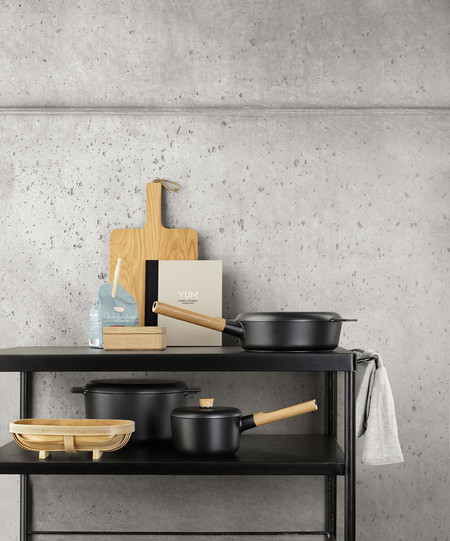 Nordic Kitchen Minimalist Cookware Series 4
