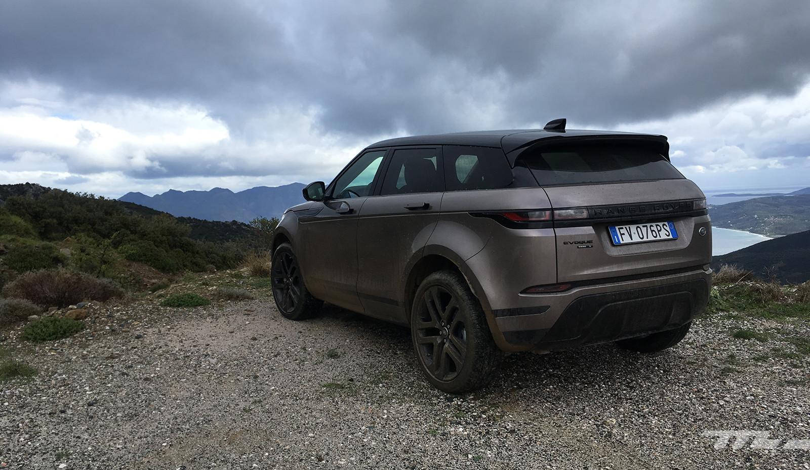 Foto de Range Rover Evoque 2019 (39/45)