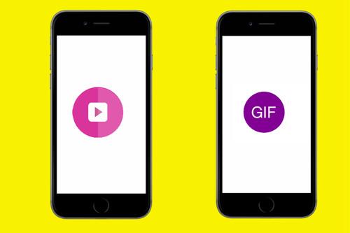 Cómo hacer un GIF de un vídeo cualquiera que tengamos en nuestro móvil