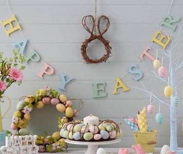 Prepara una merienda para los peques ambientada en Pascua