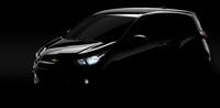 Chevrolet adelanta una imagen del nuevo Spark que será develado en abril