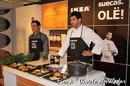Ikea presenta sus tapas suecas OLË!