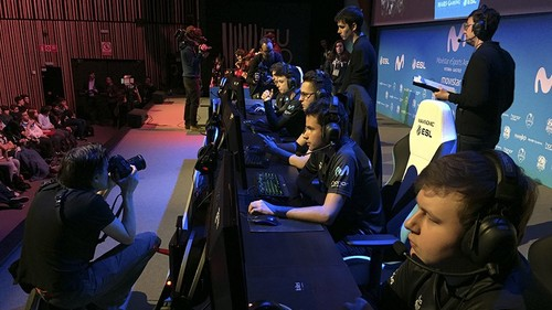 Movistar Riders se despide del ascenso en Gamergy a Superliga Orange de League of Legends